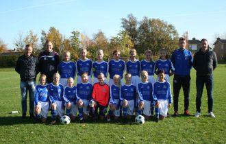 Marlyse Blue sponsor MO13 VV Buitenpost