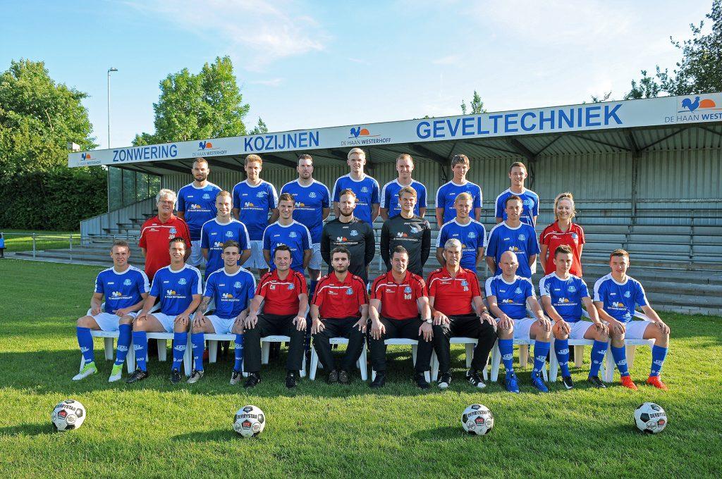 VVBuitenpost_elftal