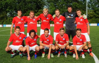 Buitenpost bekert verder na 12-0 overwinning op Forward