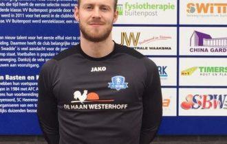 Kevin van der Meulen nieuwe keeper VV Buitenpost