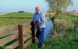 Hans Zwamborn neemt afscheid