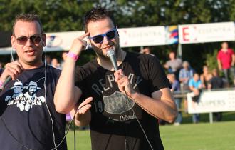 DJ Syb op (mogelijk) kampioensfeest
