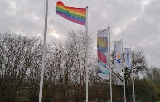 Actie regenboogvlaggen voor Fryslân