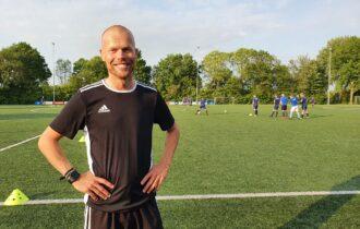 Jan Faber stagiair bij technische staf Buitenpost